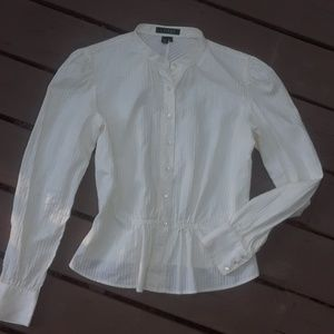 Ralph Lauren size 12 beautiful long sleeve blouse